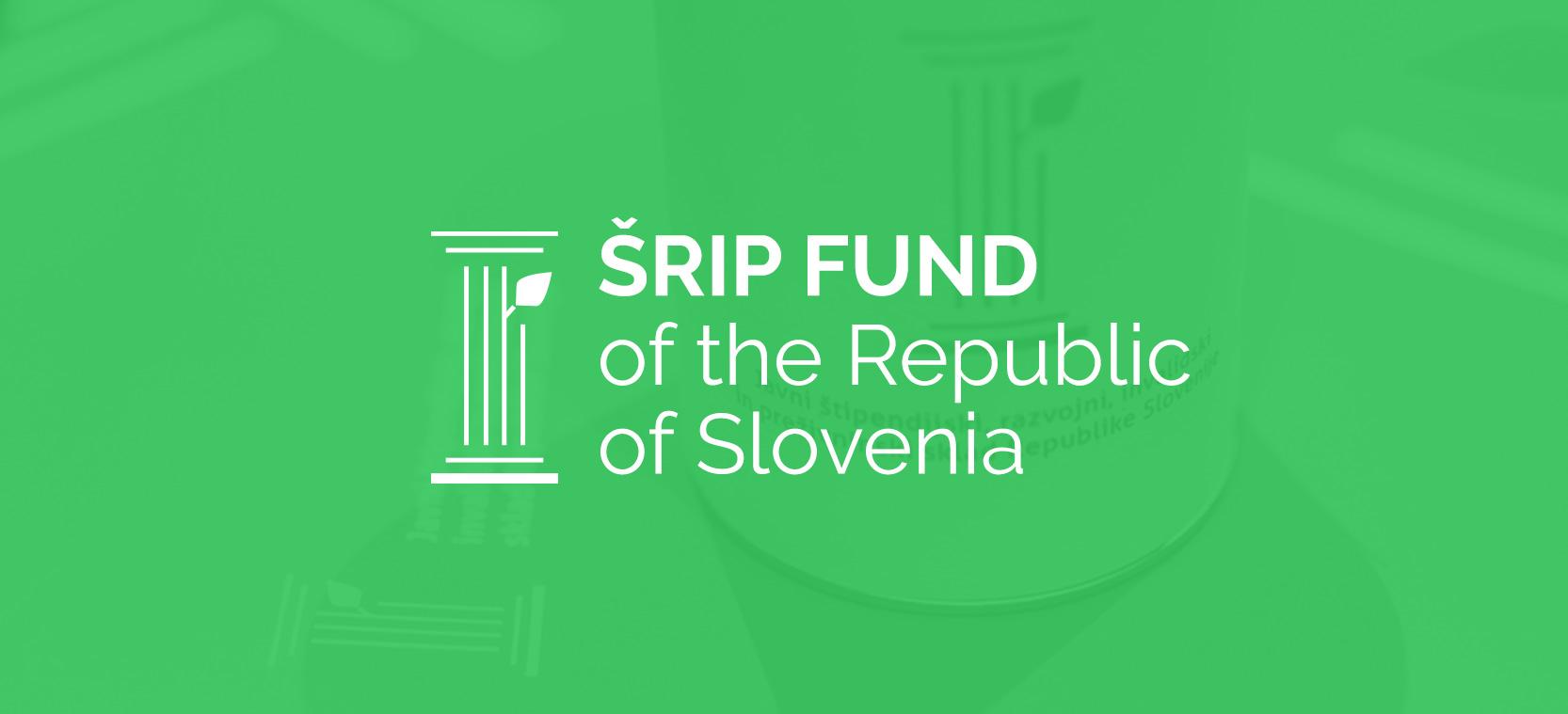 ŠRIP fund of the republic of Slovenia